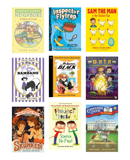 2017 Great Books For Third Grade Santa Clara County Library