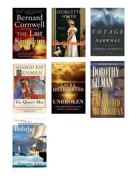 KCLS BookMatch: Respectable Main Characters | East Lansing