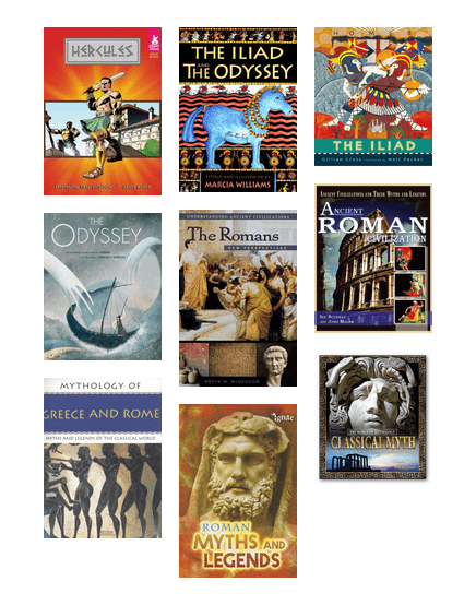 greek and roman myths pdf