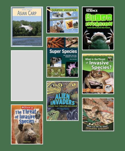 Invasive species for kids