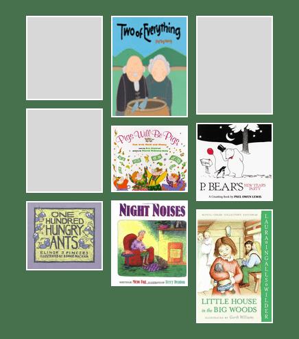 Math & Literature Grades 2-3 by Marilyn Burns: Book List | Chicago