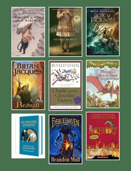 Fantasy Books For Elementary School Kids | Chicago Public