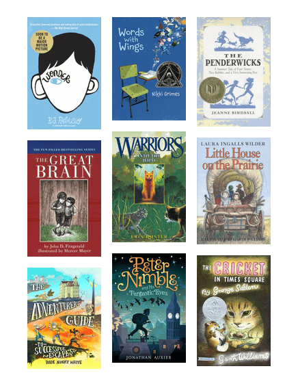 Brightly 20 Kid Approved Books For Advanced Second And Third Grade