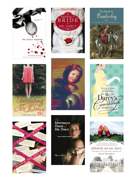 Mr  Darcy's Booklist | Calgary Public Library | BiblioCommons