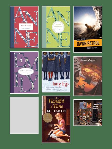 OPL Reads 150: Children's Literature/BPO pour le 150e: Romans pour