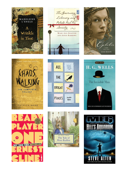 Read Them Before They Become 2018 Movies Sno Isle Libraries Bibliocommons