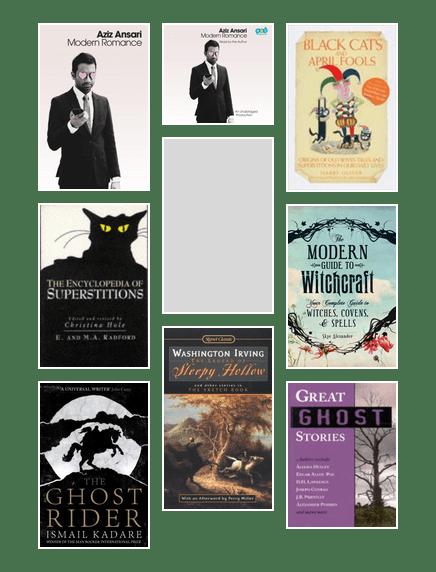 Ichabod Crane's Bookshelf | Chicago Public Library | BiblioCommons