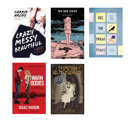 Your Next 5 Books Scary Romantic Sad 12939440 The Seattle Public Library Bibliocommons