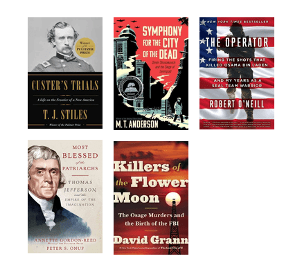 Holiday Gift Guide: History Buffs