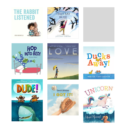 Picture Books not to be Missed in 2018