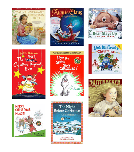 12 of the best christmas books for kids santa clara county library bibliocommons