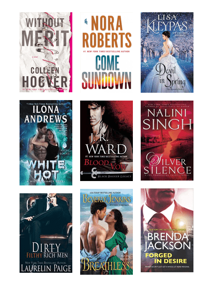 2017 Goodreads Choice Awards: Best Romance | The Seattle