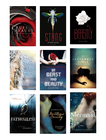 Ya Retellings King County Library System Bibliocommons
