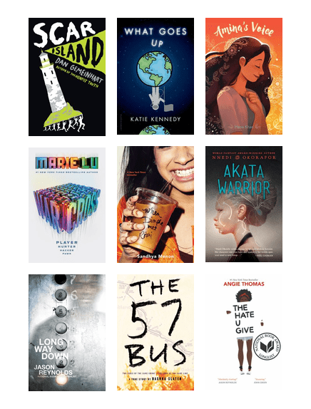 Seattle Public Librarians Favorite Teen Books Of 2017 The Seattle