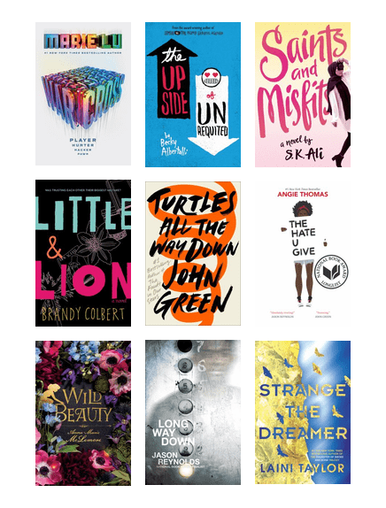 Best of 2017: Young Adult Books | Chicago Public Library