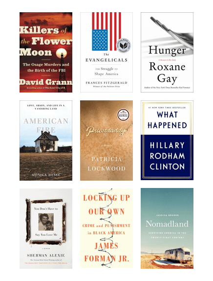 Top 10 Adult Nonfiction Books Of 2017 Boston Public Library