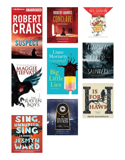 2018 Dcl Reading Challenge Listen To An Audiobook Douglas County