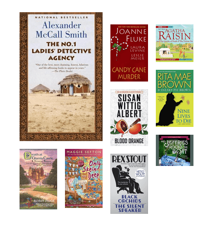 If you Liked The No. 1 Ladies Detective Agency