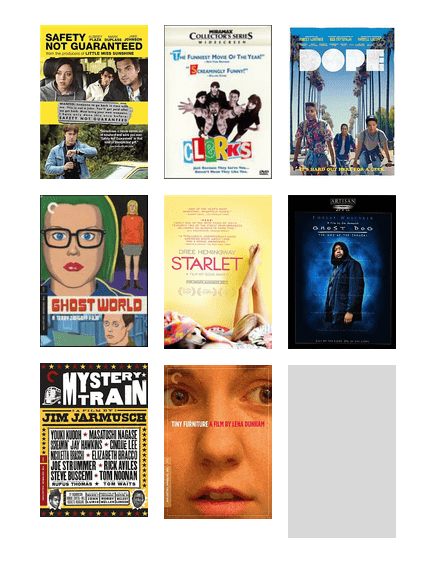 Indie movies  They are the best  | Vancouver Public Library