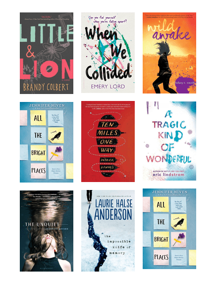 Ya Fiction Featuring Bipolar Disorder The Seattle Public Library Bibliocommons