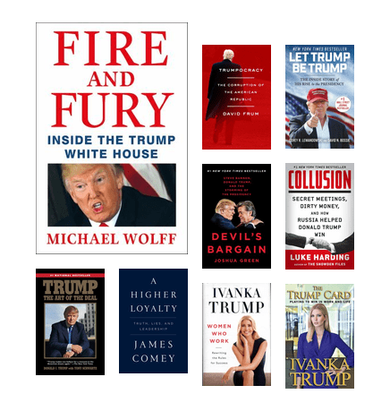 If you liked Fire and Fury...