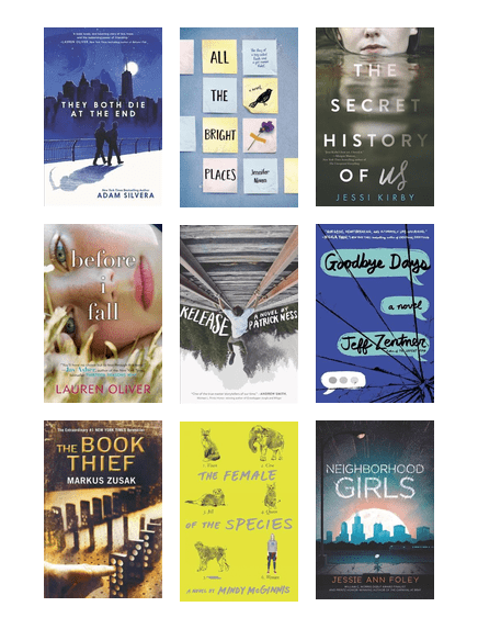 Ya Books That Will Make You Ugly Cry The Seattle Public Library Bibliocommons