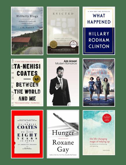 Boston Pl Top 12 Non Fiction Books For December 2017 Princeton