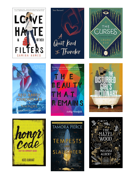 What S New In Teen Books January 2018 The Seattle Public Library