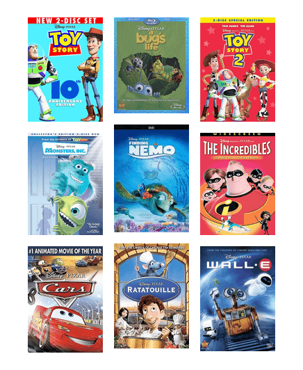 Pixar And Disney Magic Chicago Public Library Bibliocommons