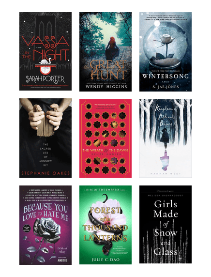Teen Books Inspired By The Seattle Public Library Bibliocommons
