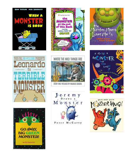 The Monsters that Live in this List | Chicago Public Library