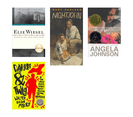 Short Novels For Middle Schoolers Chicago Public Library