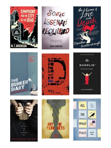 Taysha S Top 10 Reading List The Seattle Public Library Bibliocommons