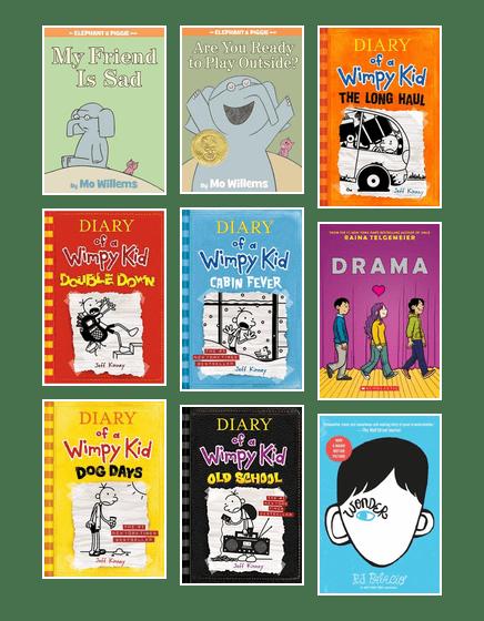 Top Ten Fiction Books For Kids In March 2018 San Francisco Public