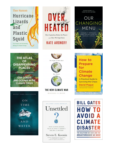 Stormy Weather For Public Libraries And >> Stormy Weather Books About Climate Change The Seattle Public