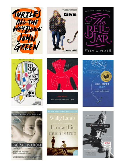 Fiction With Mental Health Themes The Seattle Public Library Bibliocommons