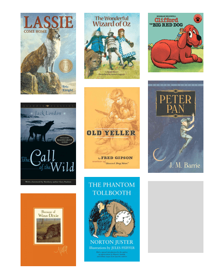 10 Beloved Dogs In Literature King County Library System Bibliocommons