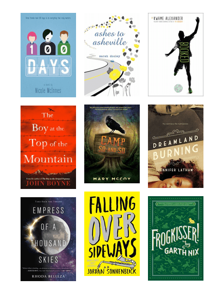 Crrl Teens Good Reads For 7th Grade 2018 2019 The Seattle Public