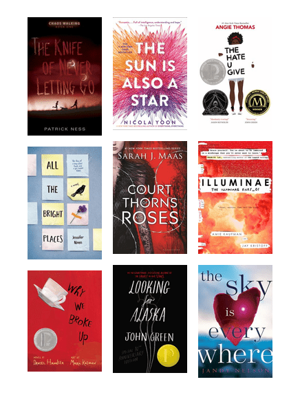 Ya Books To Movies Beyond 2018 Chicago Public Library Bibliocommons
