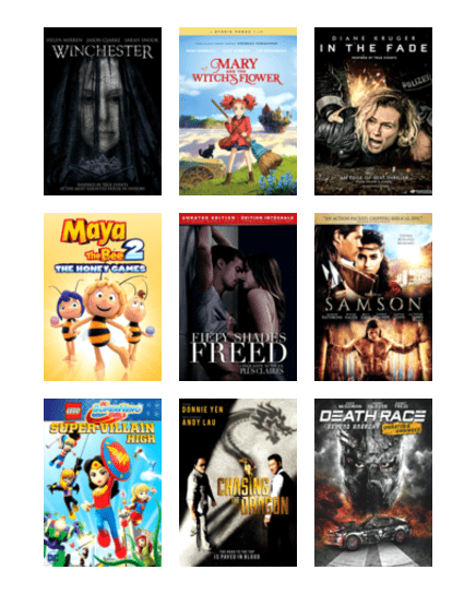 2018 DVD Releases pt  2 | San Mateo County Libraries | BiblioCommons