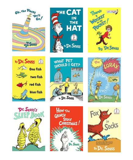 Dr. Seuss Books Every Child Should Read