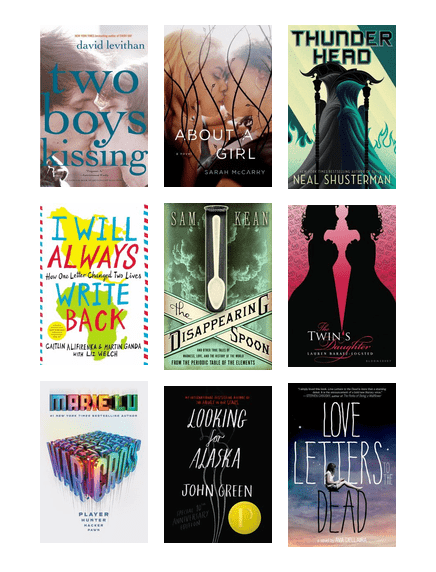 Jwms 8th Grade Recommends Multnomah County Library Bibliocommons