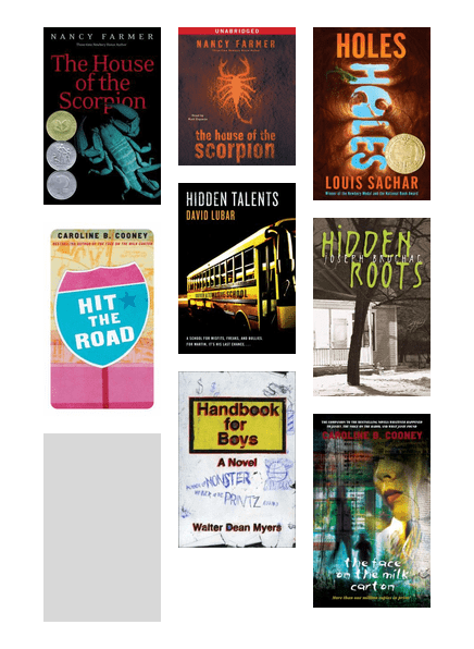 Carver Middle School 7th Grade Reading List Part One Chicago