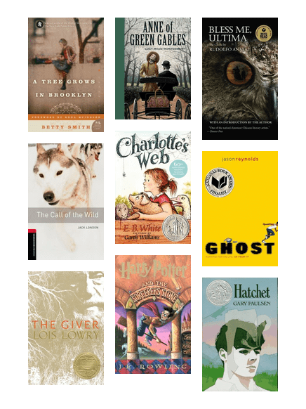 The Great American Read Children And Young Adult Titles Chicago Public Library Bibliocommons