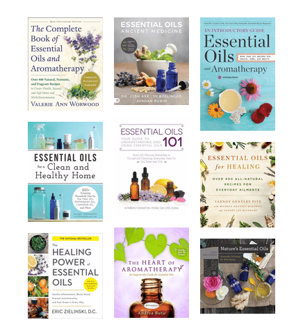Aromatherapy Picks The Seattle Public Library Bibliocommons