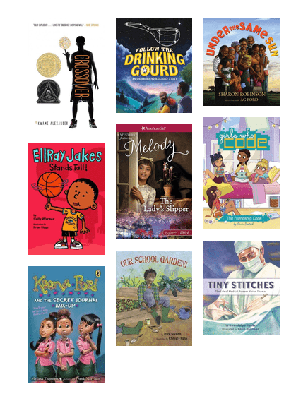 100 3rd Grade Level Books with African Americans | Chicago Public ...
