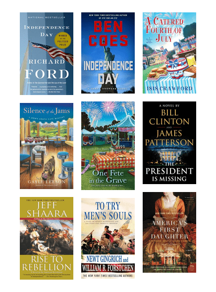 Fourth Of July Fiction Chicago Public Library Bibliocommons