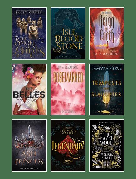 YA Fantasy Books | Aurora Public Library | BiblioCommons