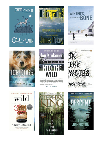 Books To Read Around The Campfire St Louis Public Library Bibliocommons