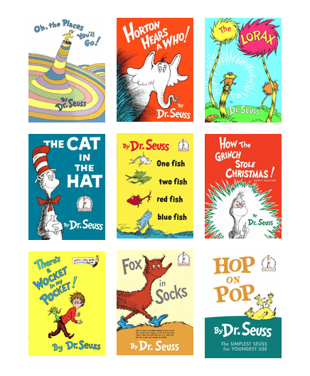 The Best Of Dr Seuss Chicago Public Library Bibliocommons